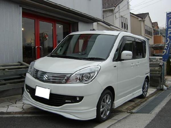 ソリオ★CN-H500D・カーナビ取り付け