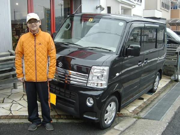 エブリィー★AVIC-ZH07カーナビ取り付け