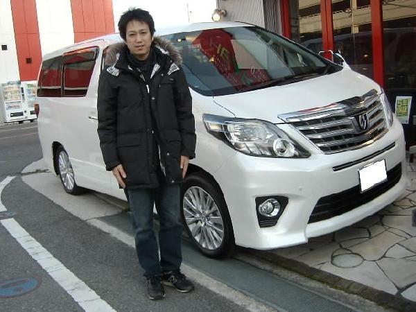 アルファード☆AVIC-ZH07カーナビ取り付け