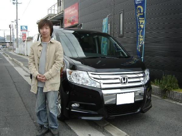 ステップワゴン☆AVIC-VH09カーナビ取り付け