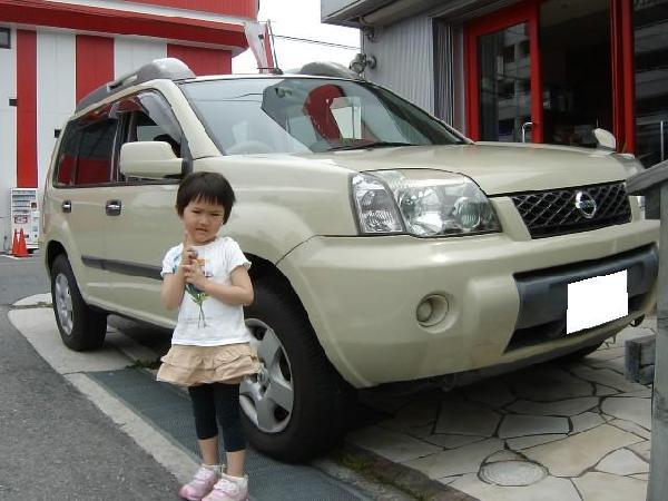 エクストレイル★AVIC-MRZ07・大阪カーナビ゙取り付け