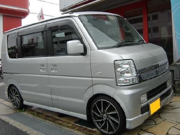 エブリィ☆AVIC-ZH77・大阪サイバーナビ取り付け