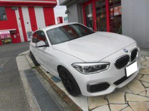 BMW135i(F20)・大阪☆持ち込みスピーカー取り付け